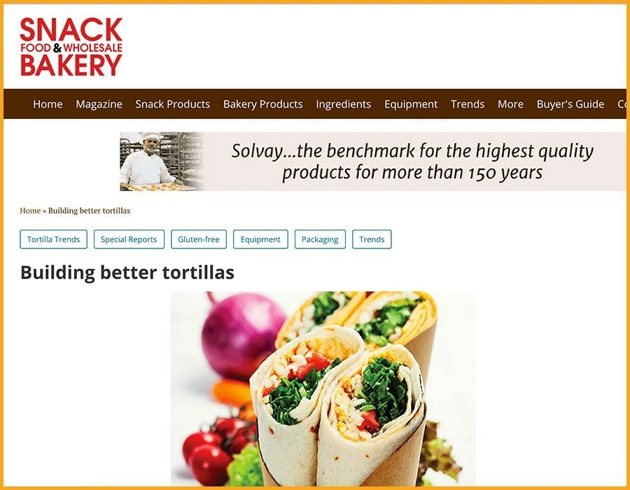 Building Better Tortillas