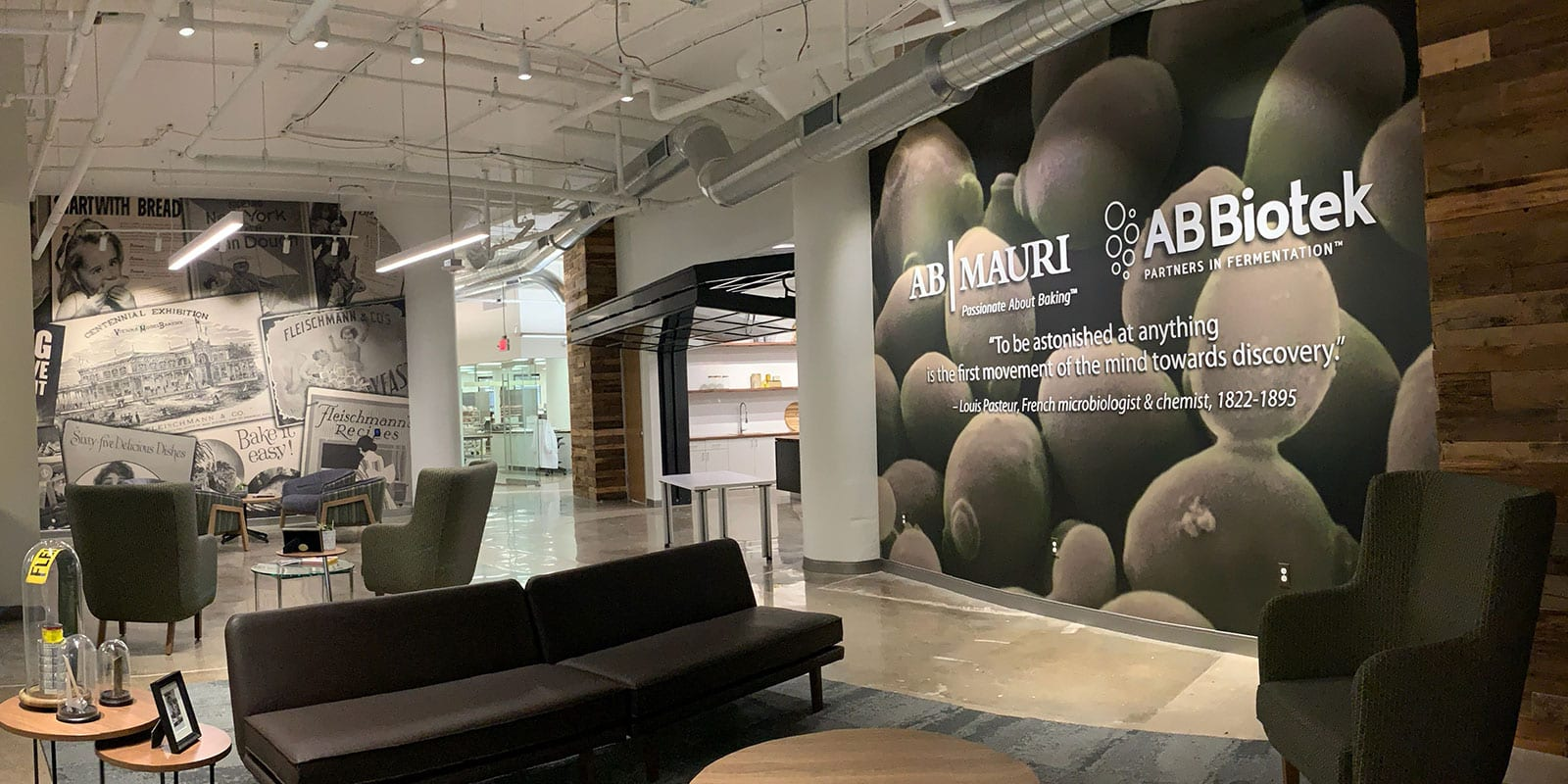 AB Mauri North America Expands Headquarters